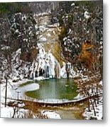 A Beautiful Winters Day Metal Print