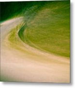 A Bend In The Road Metal Print