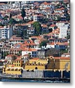 A Bit Of Funchal Metal Print