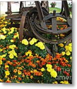 A Blast From The Past Metal Print