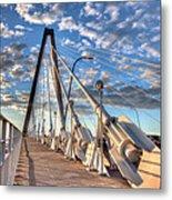 A Bridge To Heaven Metal Print
