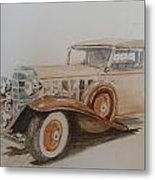 A Caddy For You Metal Print