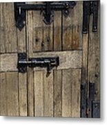 A Cahir Castle Door Metal Print