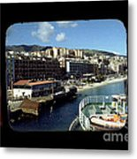 Messina Metal Print