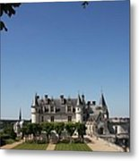 A Chateau Like From A Fairy Taile Metal Print