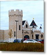 A Cheese Castle Metal Print