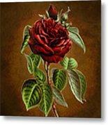 A Chocolate Beauty Metal Print