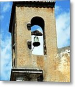 A Church Bell In The Sky 3 Metal Print
