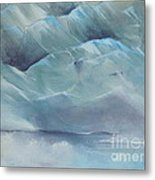 A Cold Day Metal Print
