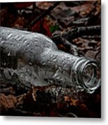 A Cold One Metal Print by Odd Jeppesen