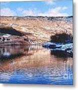 A Cold Place So Lovely Metal Print