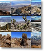 A Collection Of Views Metal Print