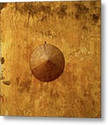 A Conical Hat Metal Print