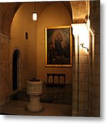 A Dark Journey For The Light Metal Print