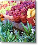 A Day At The Market #15 Metal Print