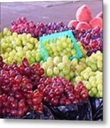 A Day At The Market #18 Metal Print
