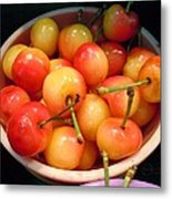 A Day At The Market #7 Metal Print