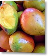 A Day At The Market #8 Metal Print