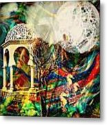 A Day In The Park Metal Print