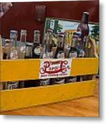A Drink Anyone Metal Print