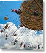 A Fair Day Metal Print