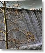 A Fall Waterfall Metal Print