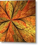 A Feeling Of Autumn Metal Print