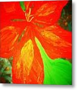 A Flower For Love Metal Print