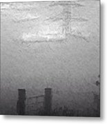 A Foggy Day Metal Print
