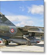 A French Air Force Mirage F1 Metal Print