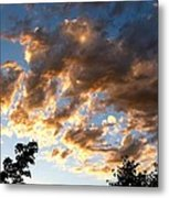 A Glorious Point In Time Metal Print