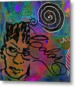 A Healing Potion Called Color Metal Print