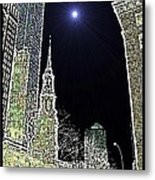 A Hole In Our Hearts Metal Print