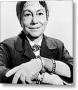 A Hole In The Head, Thelma Ritter, 1959 Metal Print