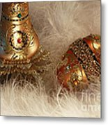 A Holiday To Remember Metal Print