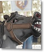 A Horse Named Bolt Metal Print