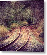 A Journey Of Dreams Metal Print