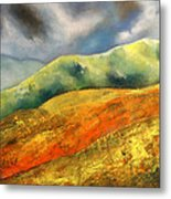 A Journey To The Unknown Metal Print