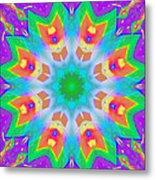 A Kaleidoscope Of Wonder Metal Print
