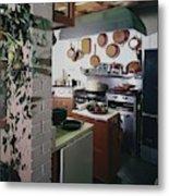 A Kitchen Metal Print