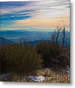 A Late Winter's Afternoon Metal Print