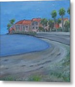 A Loews Low Tide Metal Print