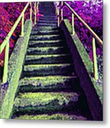 A Long Way 3 Metal Print