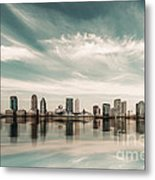 a look to New Jersey  Metal Print