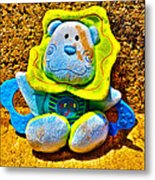 A Lost And Forgotten Toy Metal Print