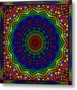 A Love Of Kaleidoscopes Metal Print
