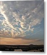 A M Clouds Lake California Metal Print