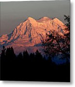 A Majestic Goodnight Metal Print