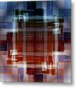 A Matter Of Perspectiver Metal Print