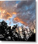 A Memorable Sky Metal Print
